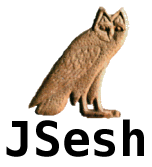 JSesh, an Open Source Hieroglyphic Editor